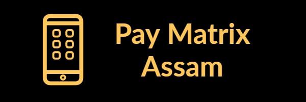 Pay Matrix Assam