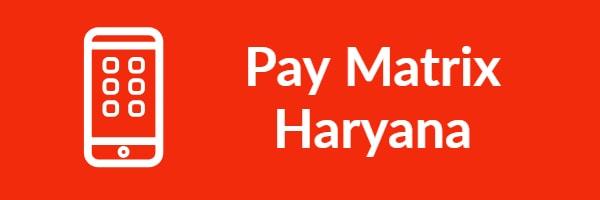 Pay Matrix Hariyana