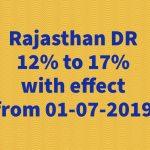 Rajasthan DR July 2019