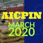 AICPIN update