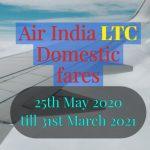 Ltc fares