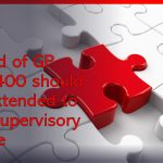 Grand GP Rs.5400 should be extended to the Supervisory Cadre