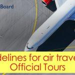 Air Travel railway order