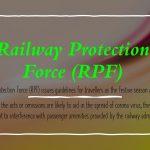 Railway Protection Force (RPF) PIB