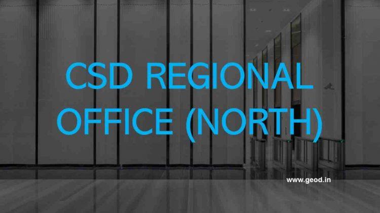 CSD Regional Office BD Bari (North)