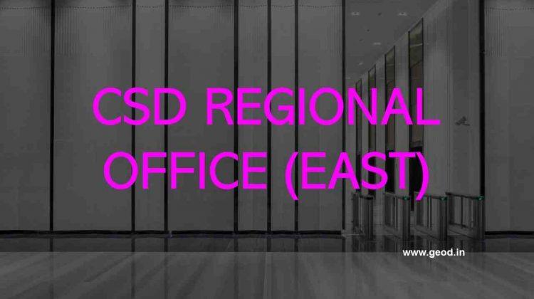 CSD Regional Office Narangi (East)