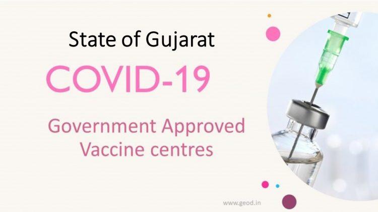Covid Vaccine Centres In Gujarat