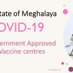 Covid Vaccine Centres in Maghalaya