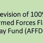 Revision of 100% Armed Forces Flag Day Fund (AFFDF)