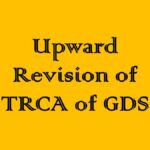 Upward Revision of TRCA of GDS